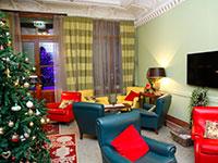 Sala relax Hotel Croce Bianca