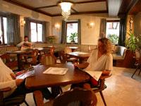 Relax Room con angolo tisane e grappe