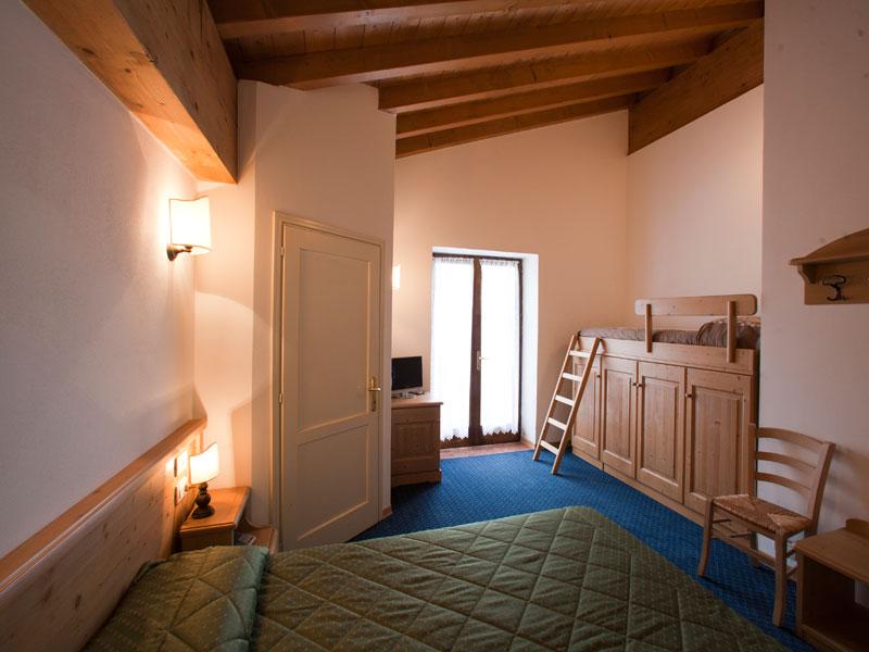 Hotel la baitina asiago foto e descrizione camere for Spa ad asiago