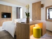 Le camere del Linta Hotel