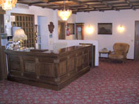 Hall hotel asiago
