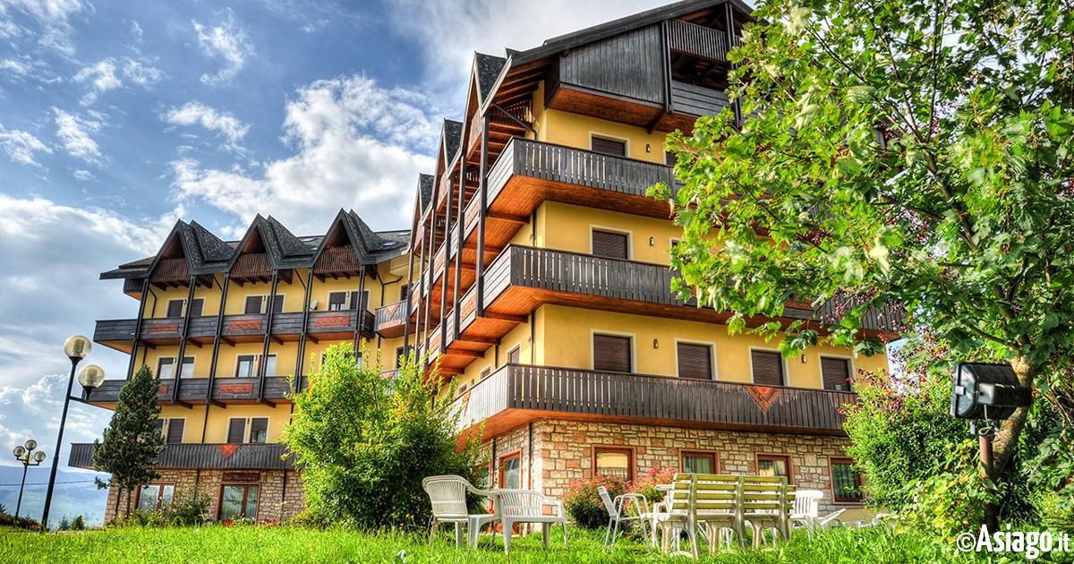 Hotel Asiago - Alberghi e Hotel di Asiago e dell\'Altopiano dei Sette ...