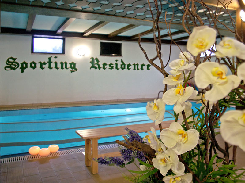 Asiago foto hotel sporting residence quattro stelle for Hotel asiago con piscina