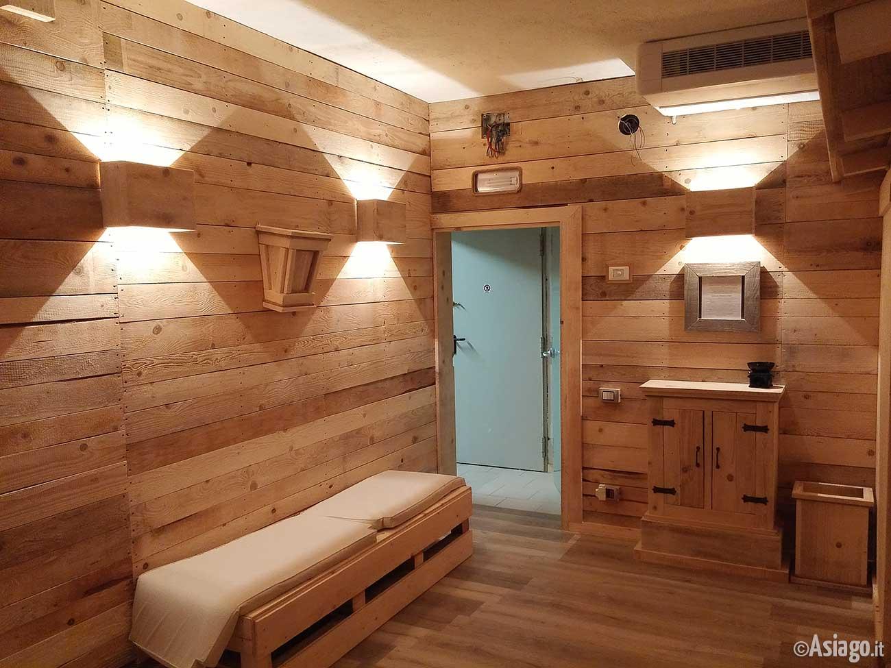 Cesuna foto casa zeleghe altopiano di asiago 7 comuni - Sauna casa prezzi ...