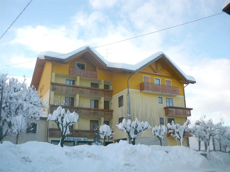 Hotel belvedere hotel a tre stelle a cesuna altopiano for Altopiano asiago hotel