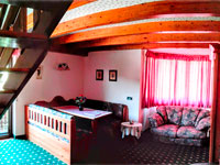 Camera suite salotto
