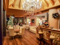 Il nostro ristorante addobbato per Natale