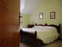 Le camere dell'albergo trattoria Speranza