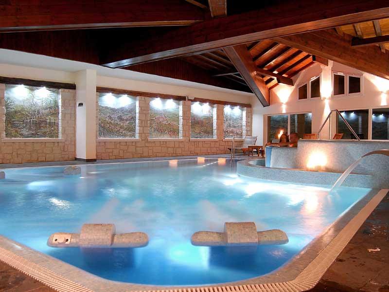 Hotel Gallio Con Spa