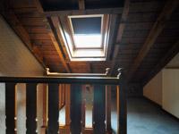 Soppalco e lucernario camera comfort
