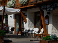 Bar esterno hotel belmonte
