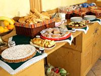 Il Buffet della prima colazione