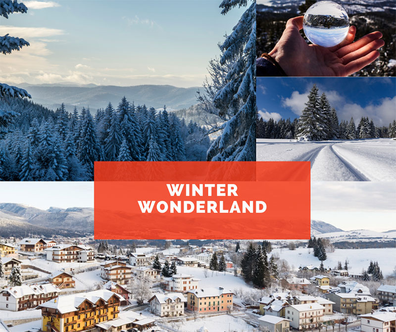 winter wonderland altopiano asiago