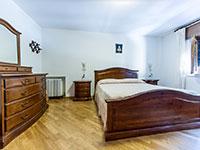 Camere curate e confortevoli in tipico stile di montagna