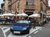 jaguar adler caffe