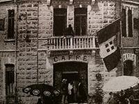 storico facciata adler