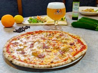 pizza montanara