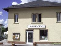Punto vendita del Caseificio di Lavarone
