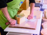 Il formaggio del Caseificio degli Altipiani e del Vezzena