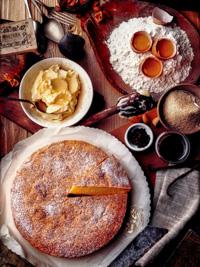 Torta Ortigara della Pasticceria Carli