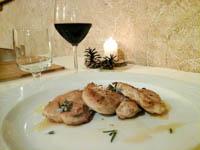 Carne e vino rosso