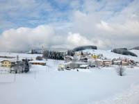 panoramica gruuntal invernale