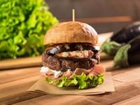 Italian taste burger