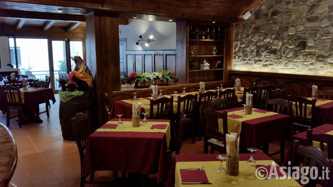 Ristorante pizzeria magia altopiano di asiago 7 comuni for Asiago agriturismo