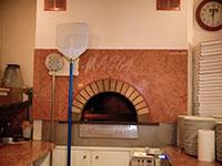 forno a legna pizzeria magia