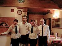 staff pizzeria magia