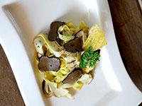 Tagliolini tartufo e porcini