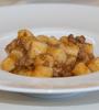 Gnocchi fatti in casa con le patate di Rotzo