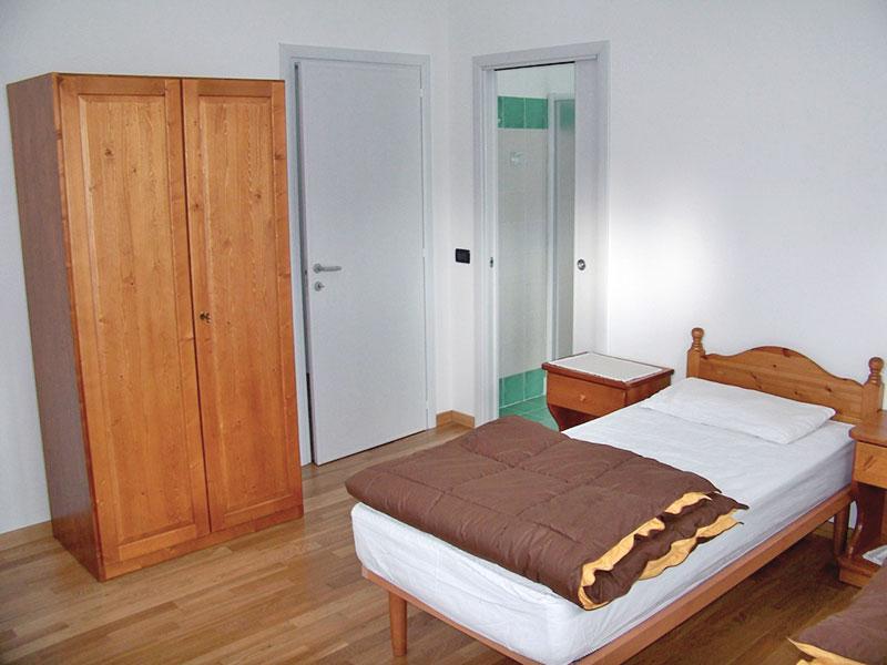 Camere Da Letto Tradizionali : Foto e descrizione camere rifugio bar alpino altopiano di asiago