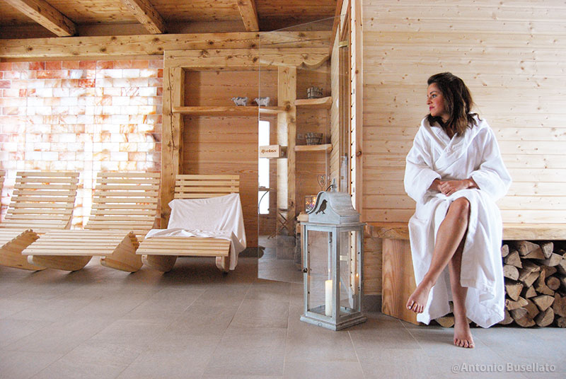 Centro benessere e spa rifugio campolongo altopiano di for Baite ad asiago