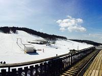 panoramica biancoia invernale