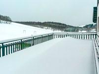 terrazzo rifugio biancoia invernale