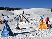 piccole tende bambini winter park val formica