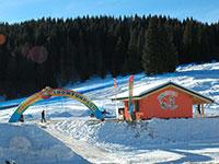 Campomulo snowfunpark parco giochi sulla neve